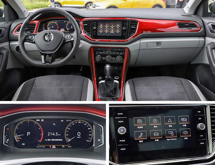 既要帅又要好开,德系日系网红SUV买谁?T-ROC探歌对比日产逍客