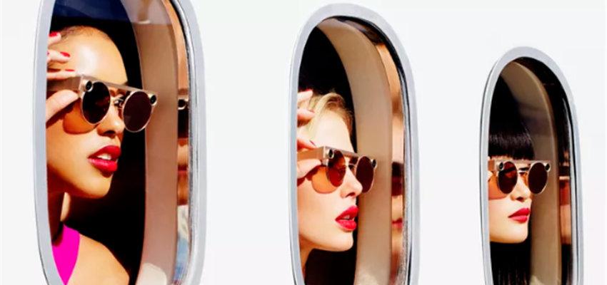 Snap推出第三代AR太阳镜,可拍摄3D照片