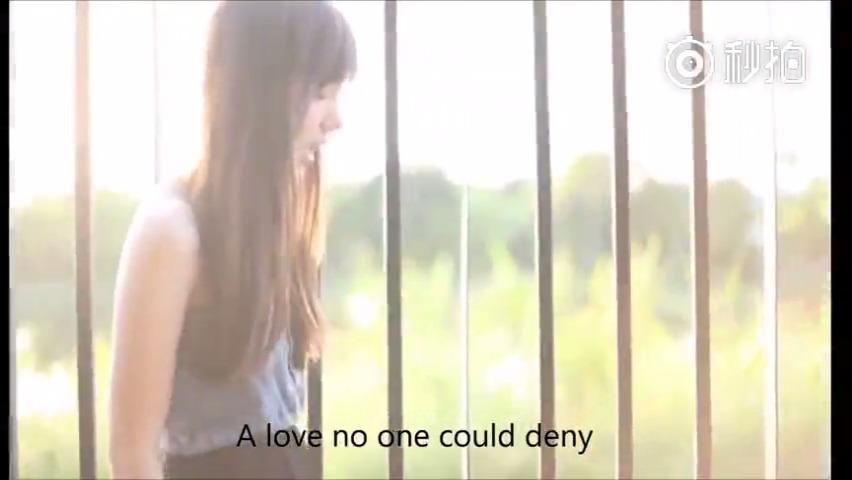 泰德混血儿唱出动人的Wrecking Ball!MV好看又好听!!