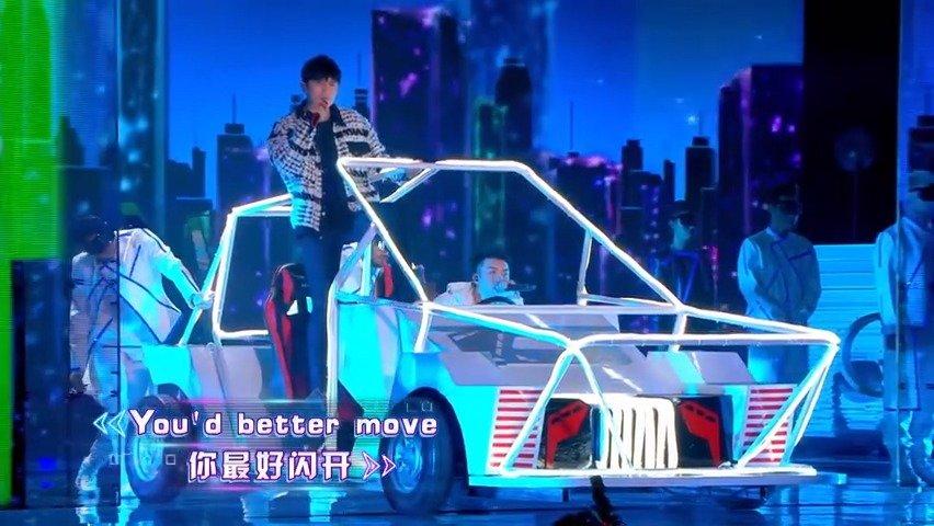 东方卫视阅文盛典,@张杰 @杨和苏KeyNG 《FAST》激情十足