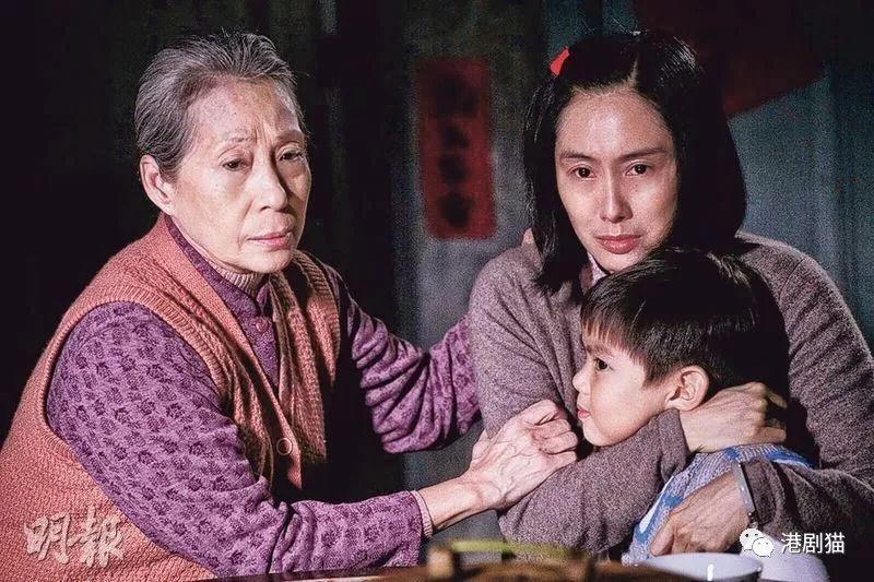 女神朱茵为恐怖片,变身白发苍苍老太婆!