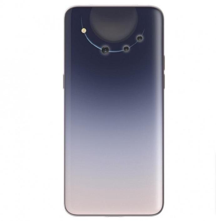疑似OPPO Find X2外观设计专利曝光,大家觉得这种设计者怎么样呢?