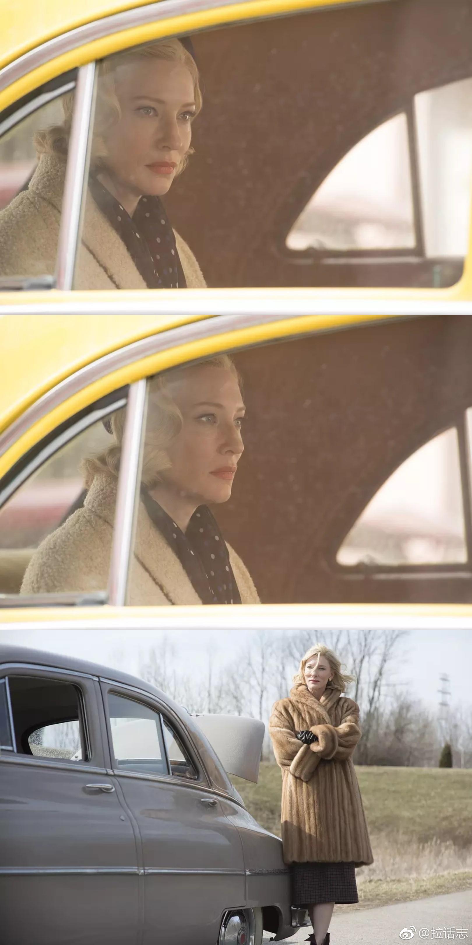 凯特布兰切特《卡罗尔》金敏喜《小姐》艾瑞卡林德《她唇之下》蕾