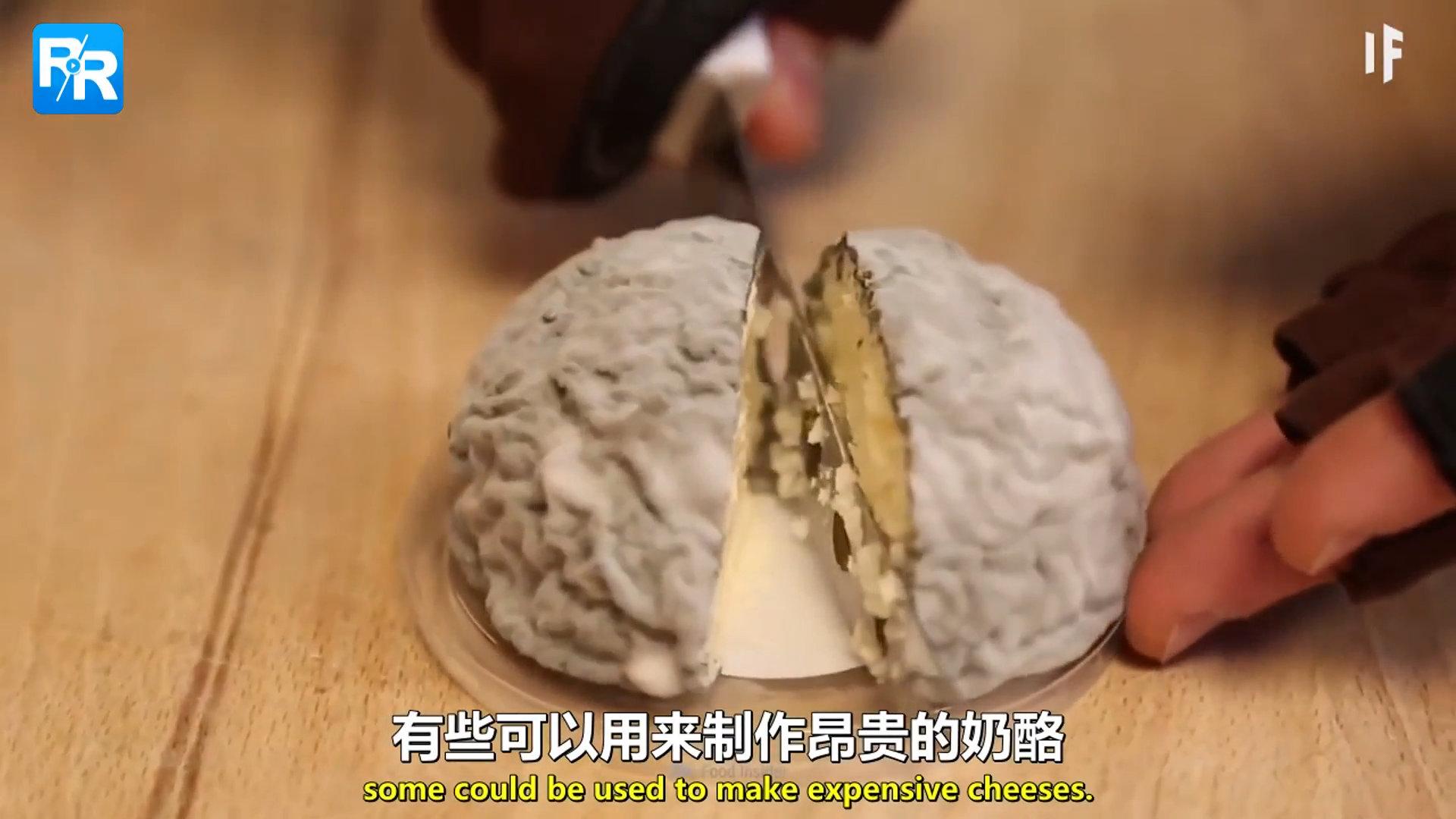 发霉的东西可以吃吗?如果在相对易咀嚼的软食品中发现霉菌