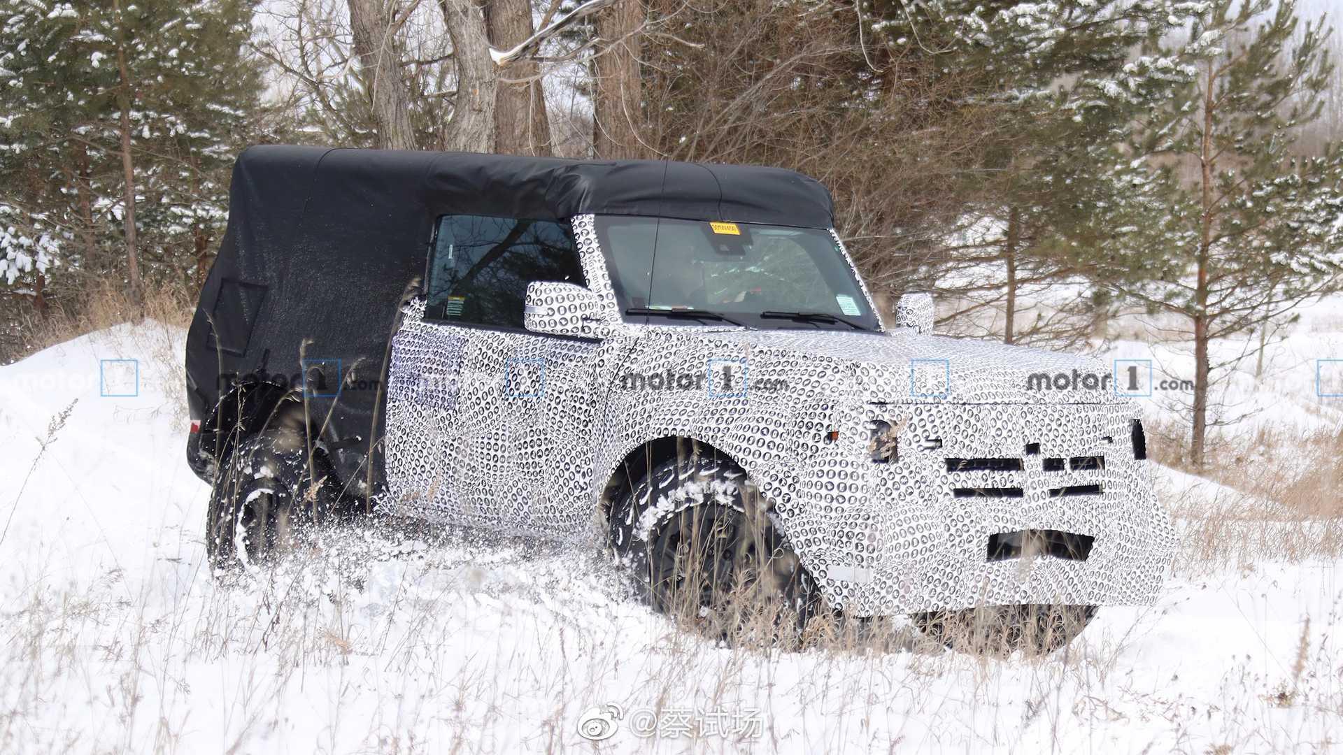 福特新Bronco将于3月发布:据来自经销商大会的消息
