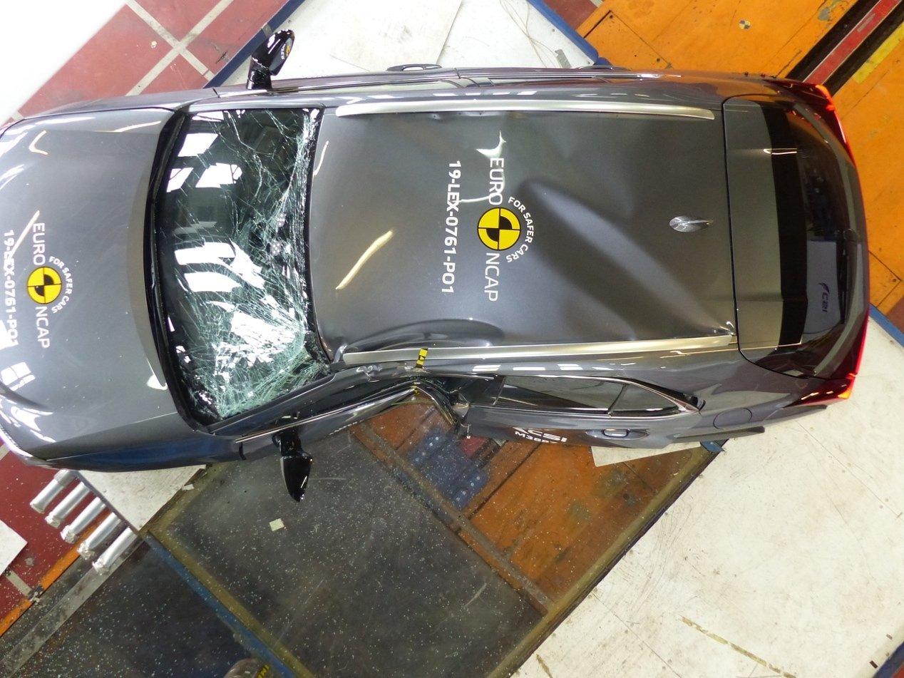 雷克萨斯UX获Euro NCAP测试五星 再续雷克萨斯安全佳话