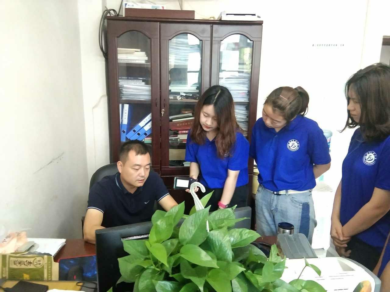 西南石油大学曙光有约实践队赴巴中市通江县社会实践取得圆满成功