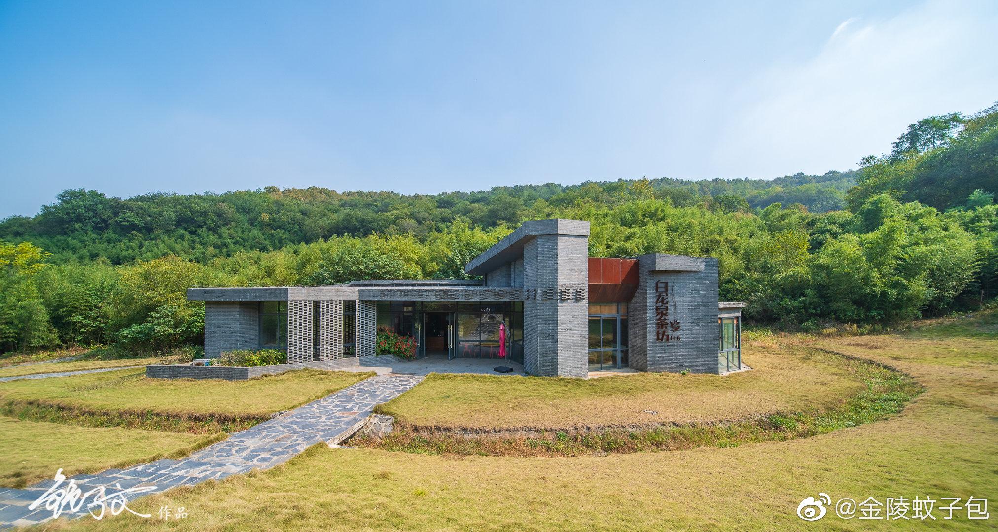 时间简史-扬州捺山地质博物馆,一处很有网红打卡潜质的景点