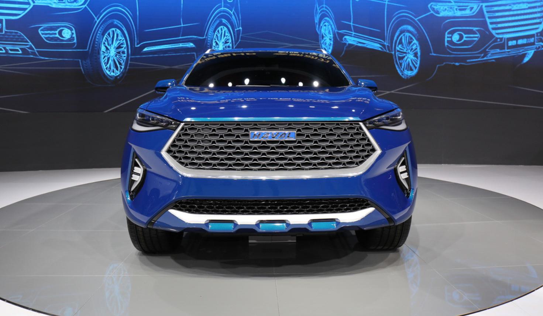 哈弗新SUV比日系车省油,1.5T混动油耗媲美摩托车,颜值不输X6