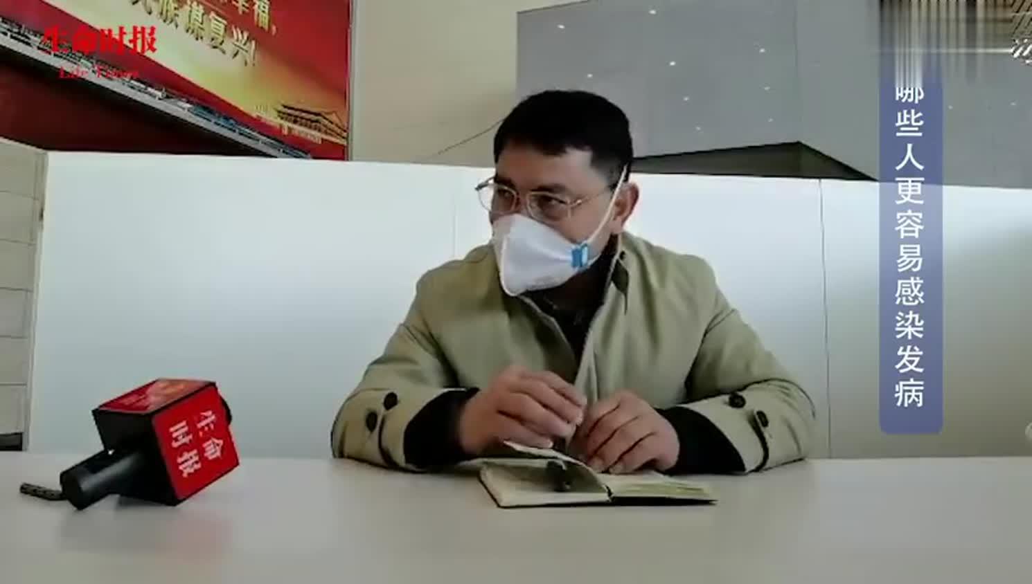汉阳国博方舱医院院长杨星海:已有102人出院,病情没有反复