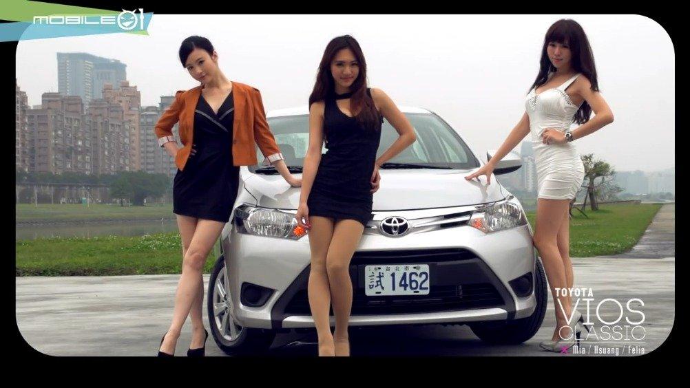 视频:不再是小車 Toyota Vios Classic