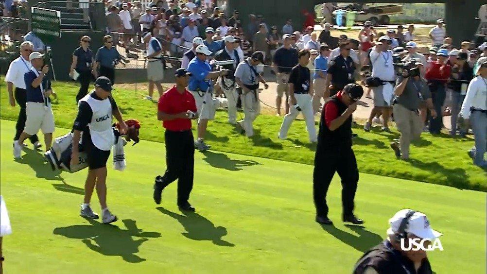 2008年美国公开赛精华回顾,经典的比赛