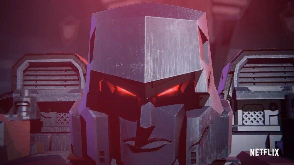 Netflix 原创动画《变形金刚:塞伯坦之战 围城》PV公开!
