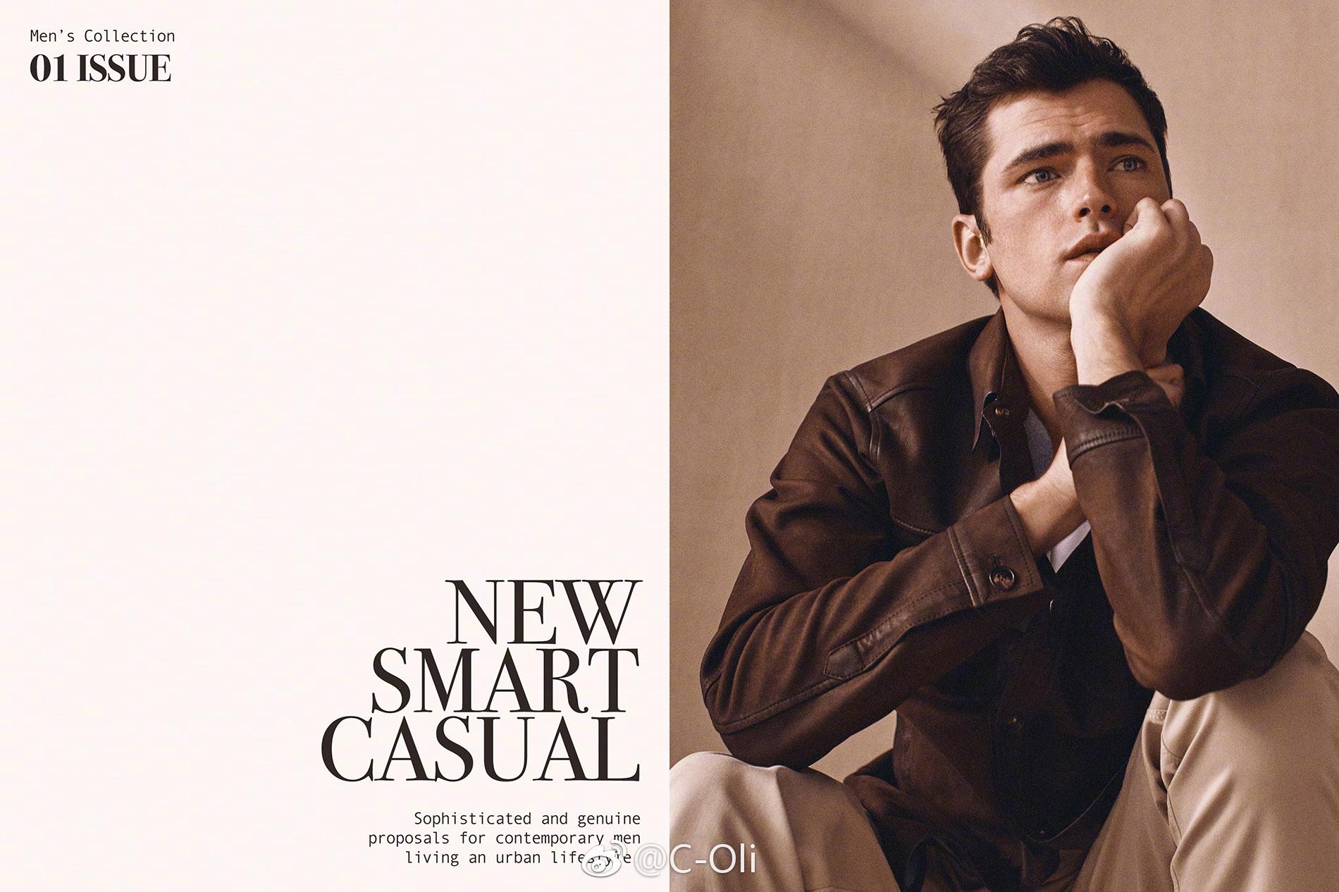 Massimo Dutti New Smart Casual 2019