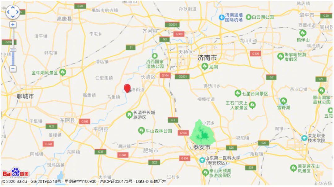 济南市地震监测中心:昨夜为正常余震活动