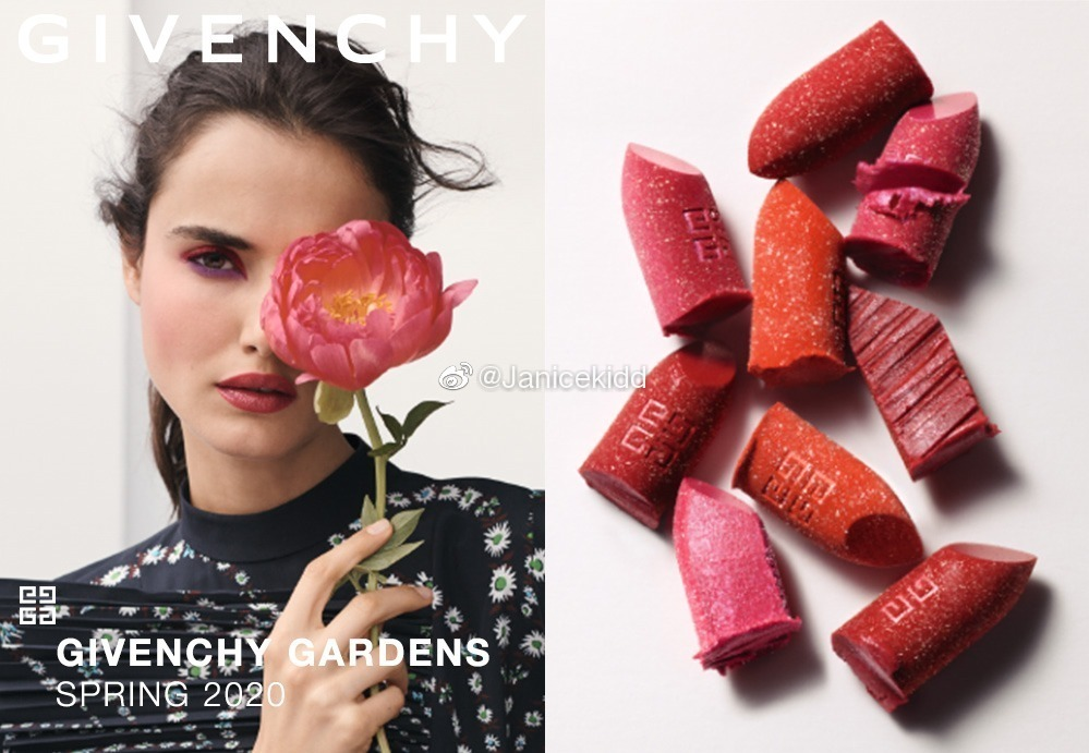 GIVENCHY纪梵希2020春季彩妆系列日本将于1月3日开始限量发售