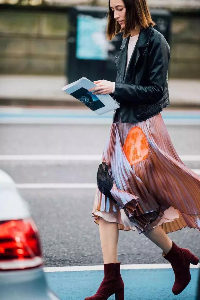 春夏就买这几条半裙,怎么穿都美!