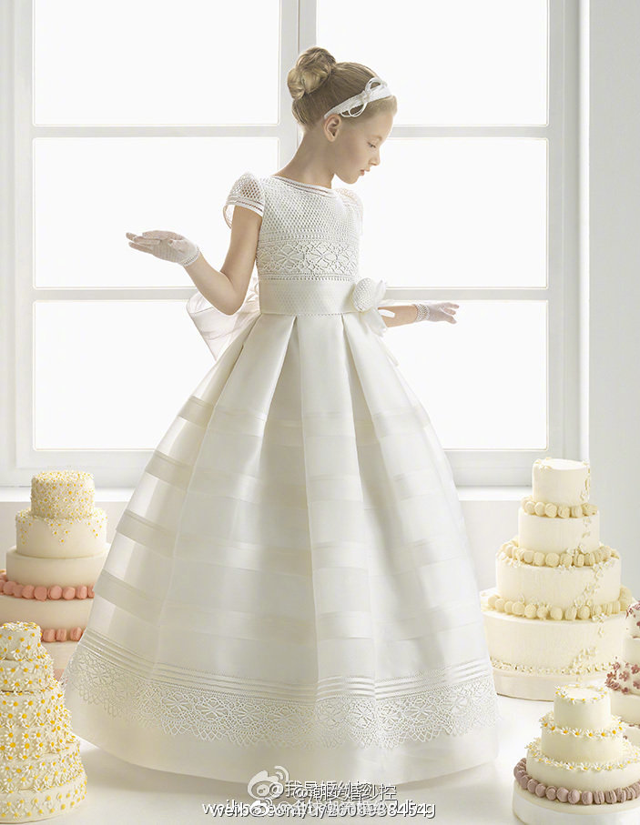 Rosa Clara First Communion & Flower Girl Collection 2019