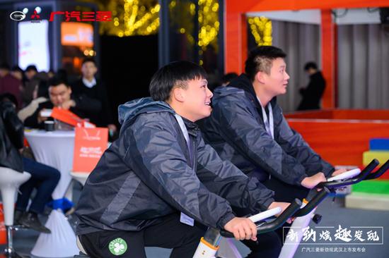 劲炫武汉上市发布会圆满落幕,智趣之旅即将启程!