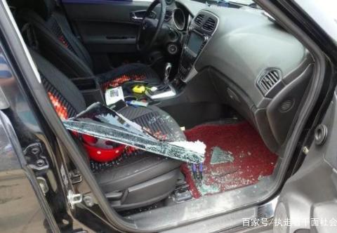 22个日夜,跨省作案的破窗大盗已经抓获!你的爱车被盯上过吗?