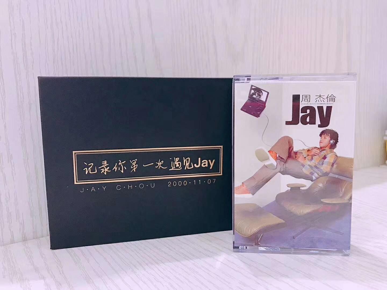 《Jay卡带式充电宝》复刻回归经典磁带造型高品质限量发行2018年错