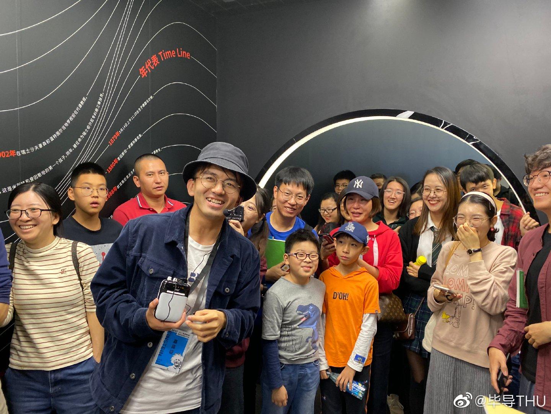 今天来上海的爱因斯坦特展当了一天义务讲解员讲4个小时爱因斯坦真是