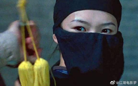 章子怡的经典武侠电影,真的是演技爆表