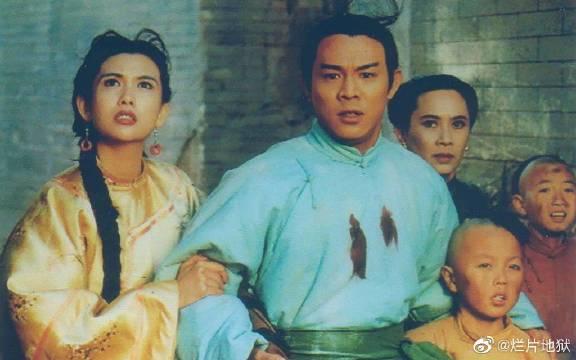 8分钟看《新少林五祖》,邱淑贞颜值逆天