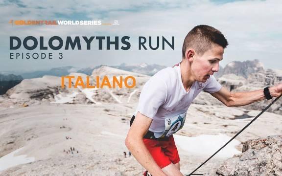 金色山野世界系列赛2019/3/意大利多洛米蒂越野跑