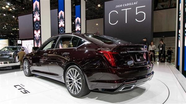 全新凯迪拉克CT5预售价曝光 性价比极高