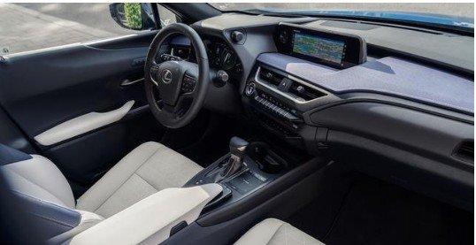 雷克萨斯UX到店体验 不属于宝马X1 奥迪Q3这些传统意义上的SUV