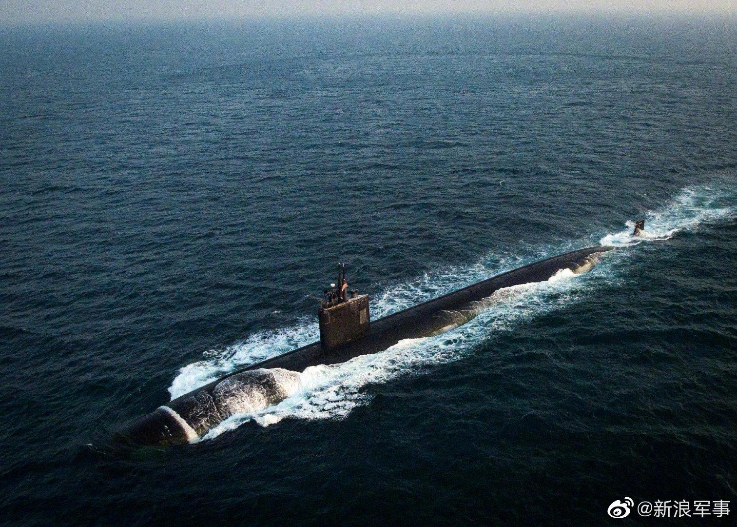 洛杉矶级核潜艇SSN-769托莱多号内部游览  @彩虹熊_白玮