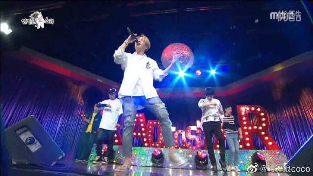 水晶男孩合体综艺首秀《Rood Fighter》再现经典舞台宝刀未老