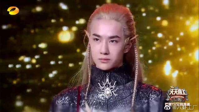 """cos""""精灵王子""""帅气溢屏,快来看看这盛世美颜吧。"""