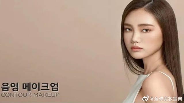 分享适合亚洲女生的修容妆!亚洲女孩怎么修容适合呢