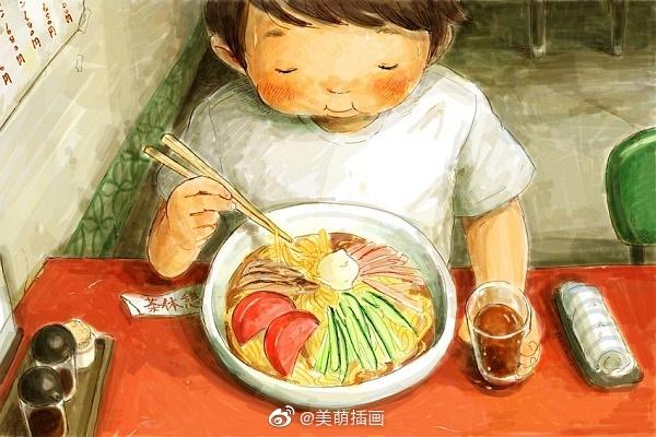 童真童趣的水彩插画插画师木村いこ