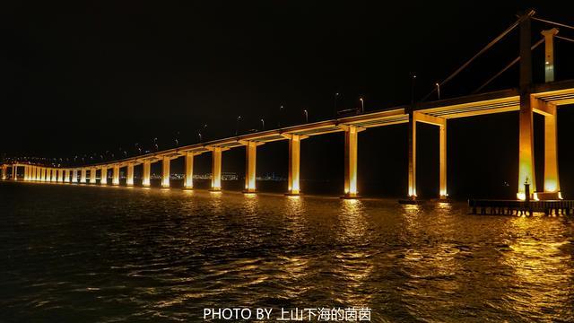 珠海游玩攻略:100分钟领略澳门纸醉金迷和港珠澳大桥灯火长龙
