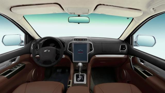 紧凑硬派SUV,新款卡威路易斯价格实惠