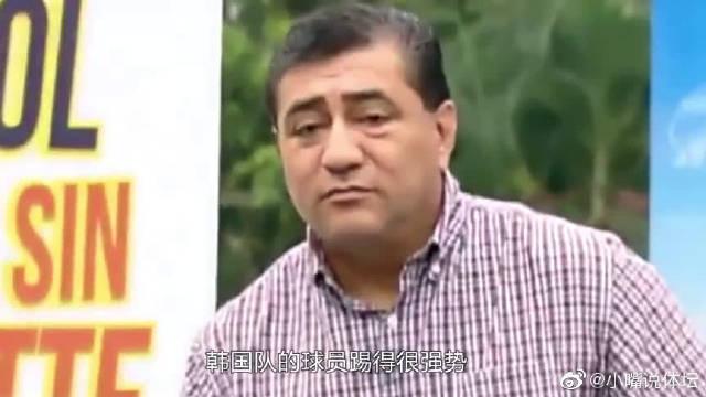 02世界杯韩意主裁莫雷诺:韩国对赞布罗塔的犯规应是红牌
