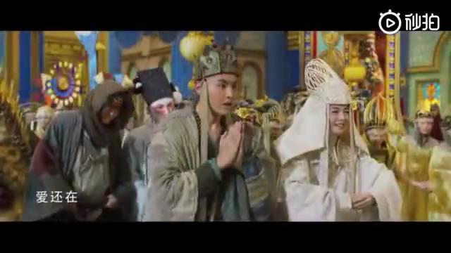 姚晨×林更新《一生所爱》,电影 宣传曲。漫天的风沙掠过沙漠