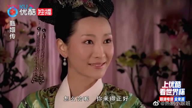 《甄嬛传》沈眉庄为啥让安陵容帮她的孩子绣虎头帽
