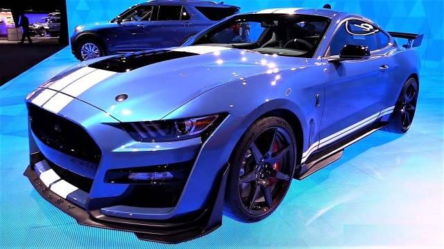 2020年福特野马谢尔比GT 500 700马力
