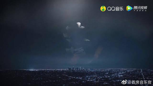 吴亦凡《破晓》歌词版MV,黎明之前的破晓,是在孤单中前行