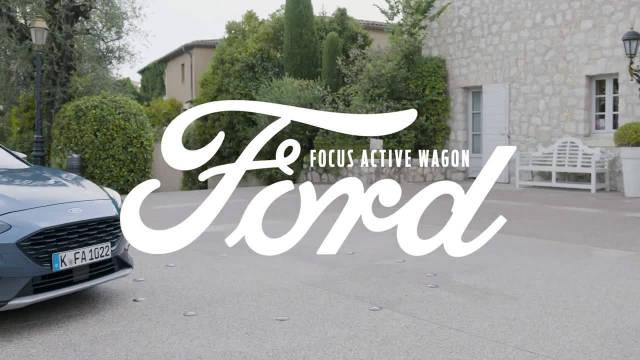 福特福克斯Active Wagon跨界旅行车官方展示 (福特)