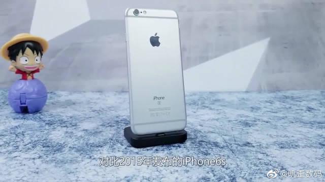 799的iPhone6s对比两年前的华为P10,看完懵圈,这差距没想到啊