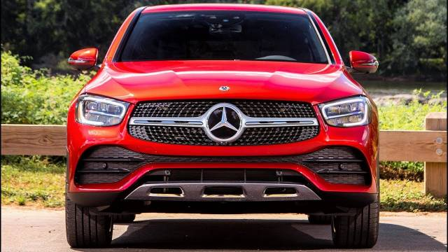 2020年奔驰GLC 300,宽敞,实用和舒适的SUV