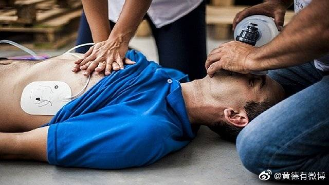 心肺复苏是抢救心脏骤停的最有效方法,普及心肺复苏知识