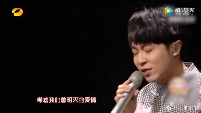 吴青峰慵懒唱腔演绎《太空人》听醉了,让人如痴如醉