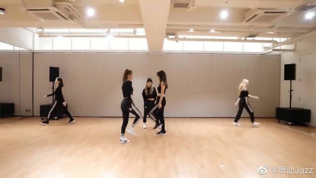 金泰妍《Spark》练习室镜像版,气场全开,霸气十足的姐姐!