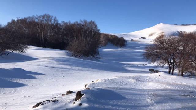 带你去看雪~ @小蚂蚁上天台一只一只跳下来 @AngWei2013 @尼康中国 @